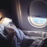Plane, Singapore-Brisbane